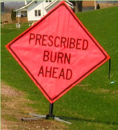 Burn Permits Free, Focus on Safety and Communication